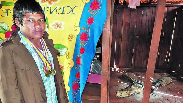 Jóven de Misiones no puede estudiar por ser pobre