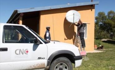 La televisión digital llega a localidades que no son alcanzadas por las antenas