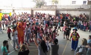 Los niños tuvieron su fiesta en el Club Ateneo