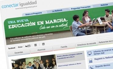 Presentan un informe sobre el impacto de Conectar Igualdad en Entre Ríos