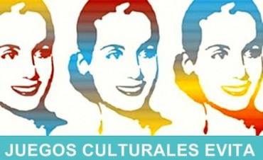 Juegos Evita Culturales en Conscripto Bernardi
