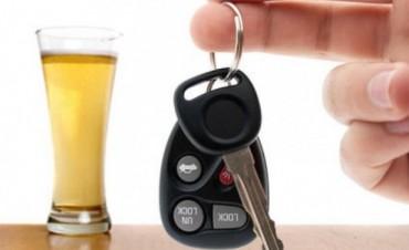 Domingo de accidentes producto de ingesta alcohólica