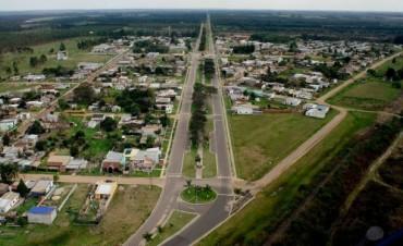 En La Criolla apareció el supuesto dueño de una calle