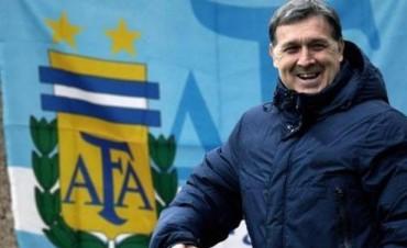 Gerardo Martino es el nuevo director técnico de la selección argentina