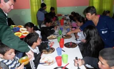 En Federal los comedores escolares contradicen al ex vice ministro Arroyo