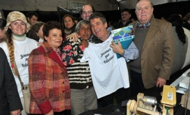Sergio Urribarri puso en marcha el programa Crecer para jóvenes entrerrianos