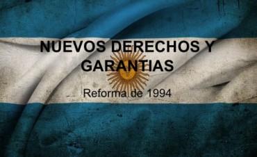 20 años de la reforma constitucional que intentó limitar la discrecionalidad del poder