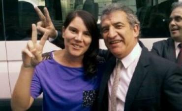 Josefina Minatta una entrerriana que escrachó a Cavallo vivió en Federal