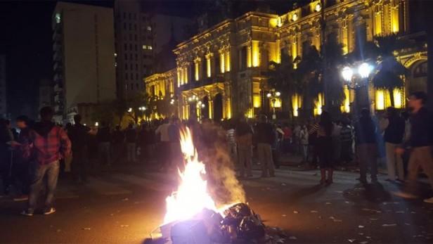 En Tucumán hubo represión en dos jornadas de violencia en medio del proceso electoral