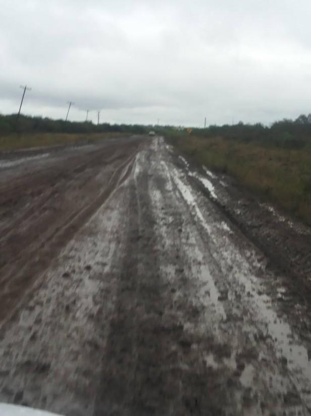 No se realizan obras en caminos de Federal por falta de presupuesto