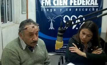 Juan Carlos Gomez presentó su propuesta para el municipio de Federal