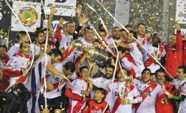 Después de 19 años, River conquisto su tercera Copa Libertadores