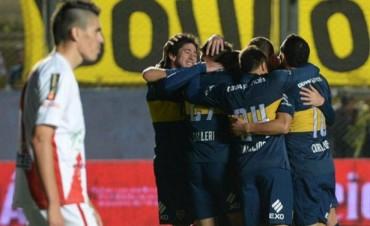Boca avanza en la Copa Argentina, venció 4 a 0 a G.A.Franco