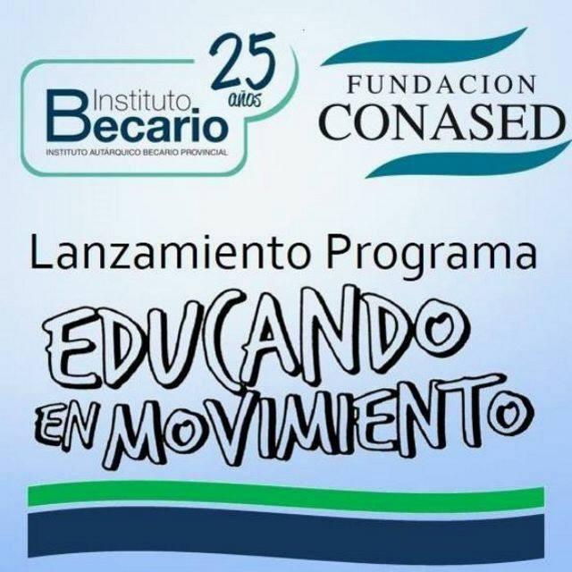 Comienzan las clases de apoyo del Programa Educando en Movimiento
