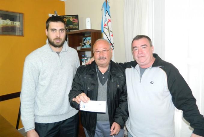 2 Etapa del Programa de Apoyo a la Liga Federalense de Fútbol