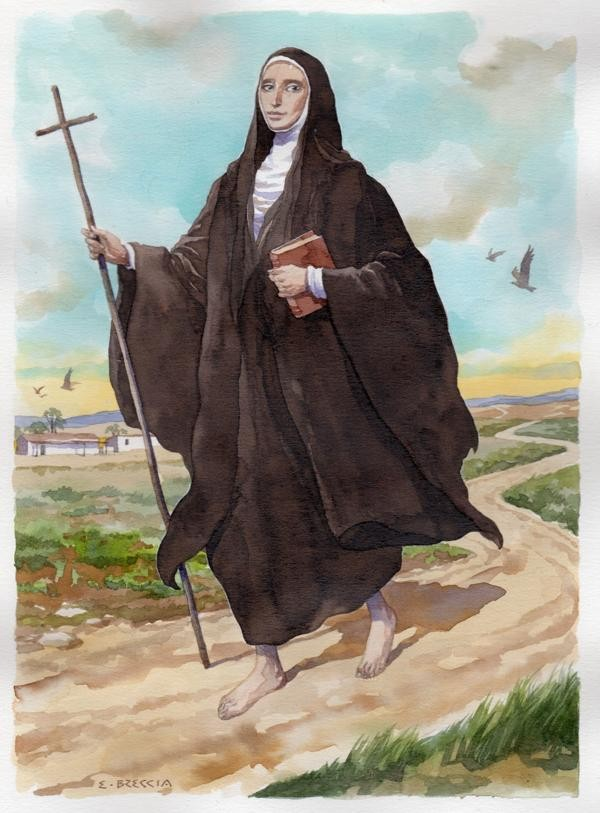 Quién fue Mama Antula, la mujer que trajo a San Cayetano a la Argentina