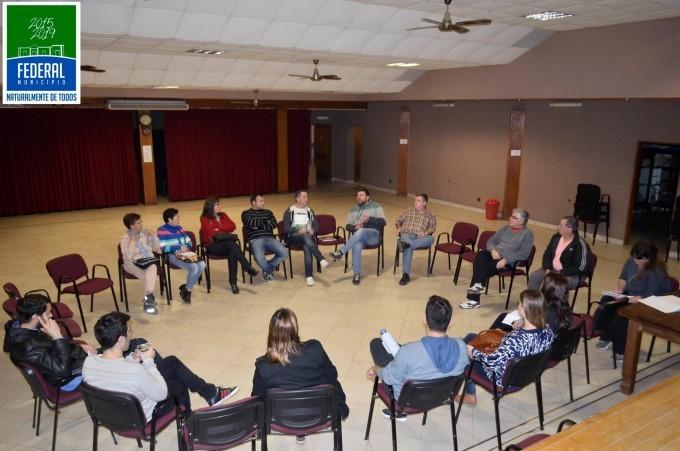 Nueva reunión de la Comisión organizadora del Festival