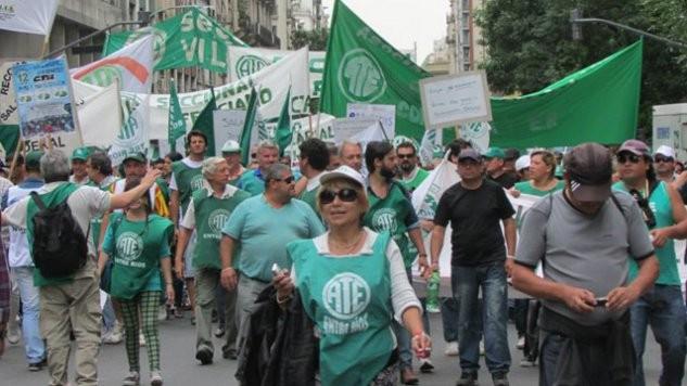 ATE decidirá cómo será el paro nacional del jueves en Entre Ríos