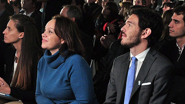Silencio cómplice de Josefina Etienot por las acusaciones de corrupción a Gainza