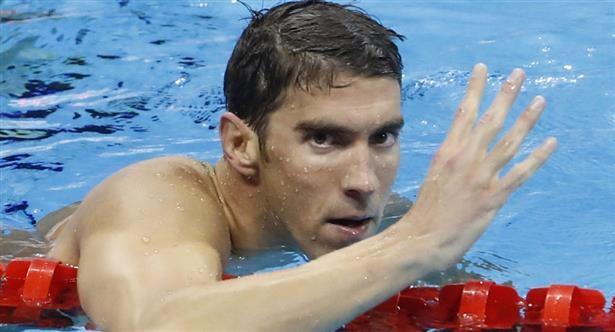 Phelps no para: ganó su cuarto Oro consecutivo y suma 22 en su carrera