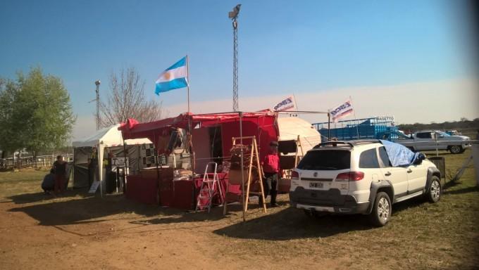 El Municipio brinda su apoyo a la Expo de la Sociedad Rural de Federal