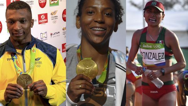 América Latina en el medallero: Colombia y Brasil hicieron historia; México fue la decepción