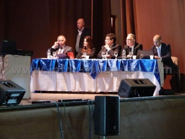 En audiencia pública, Enersa ratificó el pedido de 23% de aumento