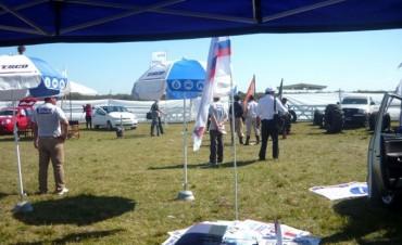 Buen ritmo de venta de espacios comerciales para la Expo-Rural de Federal