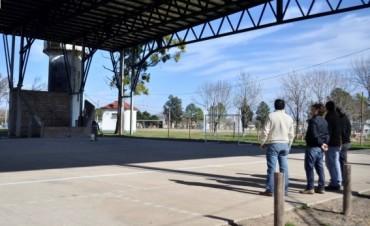 Municipio y Cafesg analizan proyectos para la Ciudad
