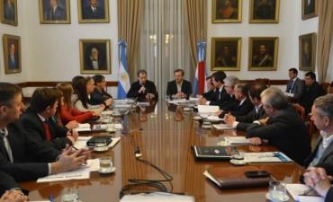 Bordet detalló la operatoria de préstamos que tomará la provincia y municipios