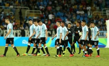 La selección olímpica cayó ante Portugal en el debut
