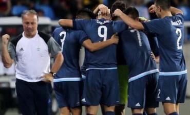 Argentina venció a Argelia y sumó su primera victoria en Río 2016