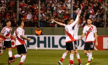 River venció a Estudiantes de San Luis por la Copa Argentina