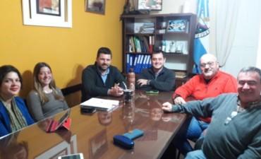 El Intendente coordina trabajos en conjunto con Turismo de la Provincia