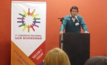 Tercer Congreso Nacional de UCR Diversidad.  Entre Ríos con la presidencia de la Junta Electoral