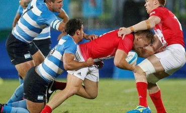 Los Pumas 7s quedaron eliminados de los Juegos Olímpicos