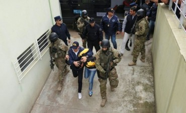 El sospechado del asesinato del soldado en Chajari podría ser alojado en el Penal de Federal