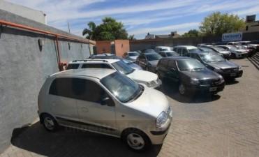 Se derrumbó un 20,45% la venta de usados en julio en Entre Ríos