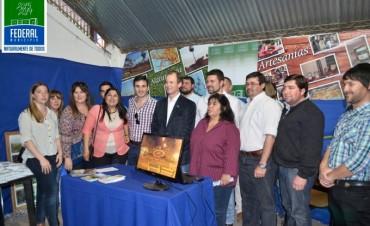 El Municipio participo y acompaño la 72 Exposición Rural