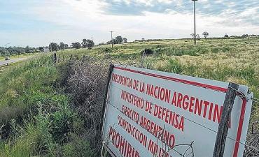 Licitarán tierras entrerrianas de las Fuerzas Armadas para sembrar soja