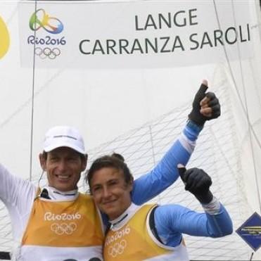 Lange y Carranza ganaron segundo Oro de Argentina