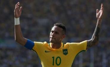 Brasil aplastó a Honduras y es finalista olímpico