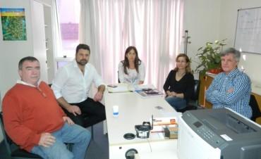 Reunión con la Gerencia de Empleo Delegación Entre Ríos