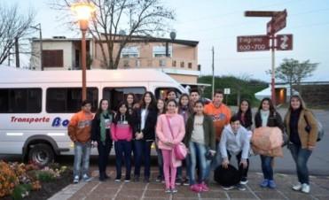Jóvenes federalenses participaron de la etapa Regional de los Juegos Culturales Evita