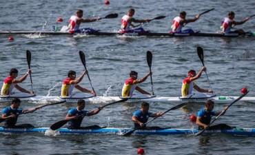 El entrerriano Dal Bó junto al equipo argentino no clasificaron a la final en Río