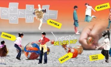 Porque recordar es volver a vivir: Juegos que divertían a los niños de los '80