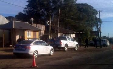 Allanamientos y secuestro de drogas en fuertes operativos antidrogas en Federal