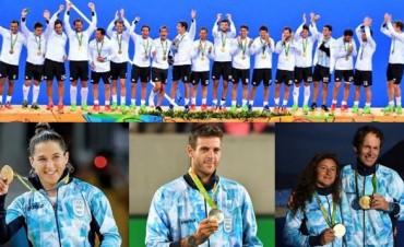 Argentina terminó vigésimo séptima en el medallero final de Río 2016