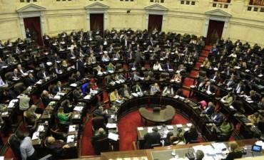 Proyectan ampliar la cantidad de diputados en el Congreso nacional