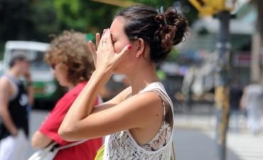 Ola de calor en la provincia: las temperaturas podrían llegar a los 36 grados